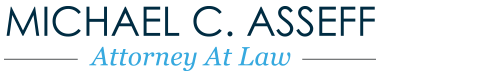 Michael C. Asseff Attorney at Law logo